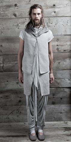 InAisce :: Spring/Summer 2012 -An Aeon Drifting- men's collection  www.creativeboysclub.com