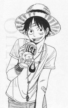 Luffy piece – Monkey D Luffy One Piece Fanart, One Piece Anime, Anime One, Anime Manga, Anime Guys, Ace Sabo Luffy, Luffy X Nami, One Piece Images, One Piece Pictures