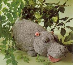Hippopotame de La Pelote du Chat - free