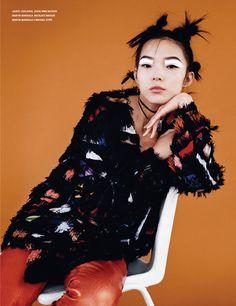 Fall 2014 x Xiao Wen Ju