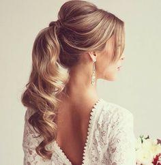 glam #holiday hair idea