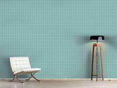 Design #Tapete Durchsichtige Gardine