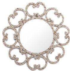 The Ella mirror from Z Gallerie,