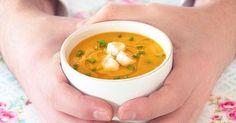 La crema de verduras básica perfecta para servir a la hora de la cena. ¡La forma más rica de cuidar a la familia! Una receta de PIMIENTOS VERDES.