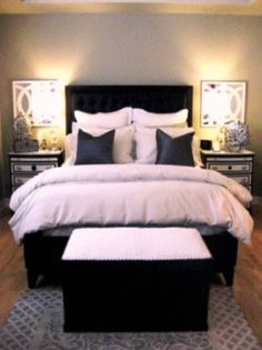 Eclectic Spaces Upholstered Headboard Design, Pictures, Remodel, Decor and Ideas - page 26