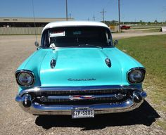1957 Chevrolet Bel Air/150/210 4 Door Sedan | eBay