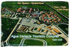 Agua Caliente Hotel-Casino, Tijuana Mexico--SECONDARY page