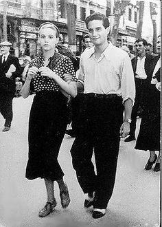 Elena Garro y Octavio Paz