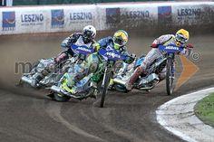 Greg Hancock (ZDA), Antonio Lindback (Brazilija) in Jaroslaw Hampel (Poljska) Racing, Motorcycle, Vehicles, Car, Running, Automobile, Lace, Biking, Motorcycles