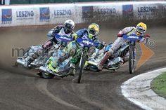 Greg Hancock (ZDA), Antonio Lindback (Brazilija) in Jaroslaw Hampel (Poljska)