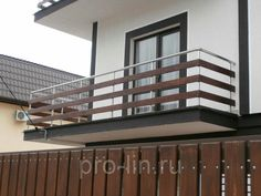 Terrace Grill, Balcony Grill Design, Balcony Railing Design, Staircase Railings, Stairs, Steel Railing Design, House Plans, Villa, Exterior