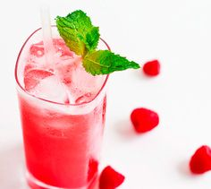 The second recipe for the welcome drink is Raspberry Lemon Cooler!  Try this out and do let us know your feedback... :) #Summer2014