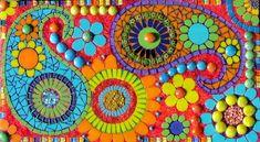 Flower Power Mosaic