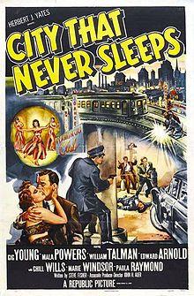 City That Never Sleeps (1953 film)