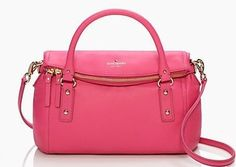 Kate Spade Cobble Hill Small Leslie, Pxru2542, Strawberry Froyo kate spade new york