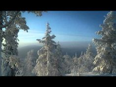 Winter in Lapland in Finland- Lifetime Experiences with Luxury, Video