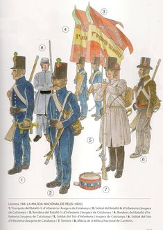 Army & Navy, Napoleonic Wars, Revolutionaries, Warfare, Troops, 19th Century, Spanish, Military, Movie Posters