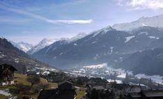 #Verbier Snow 'n' Rail with #RailAway - #Skiing in Verbier by @Dimitri Burkhard #Switzerland