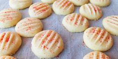 Light-As-Air Whipped Shortbread Cookies Recipes | Food Network Canada