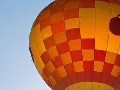 Orange hot-air balloon. Orange You Glad, Make It Work, Hot Air Balloon, Burnt Orange, Orange Color, Balloons, Pumpkin, Inspiration, African