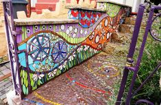 The Colourful world of Caroline Jariwala, of Mango Mosaics - Craft Courses - Craft courses and workshops across the UK