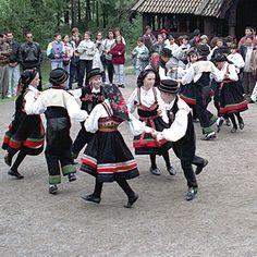 Norwegian Folk Dance