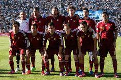 Vinotinto alcanzó el puesto 88 del ranking Fifa este año