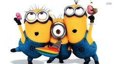 Image result for minion happy birthday