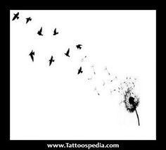 Fairy%20Blowing%20Dandelion%20Tattoo%201 Fairy Blowing Dandelion Tattoo