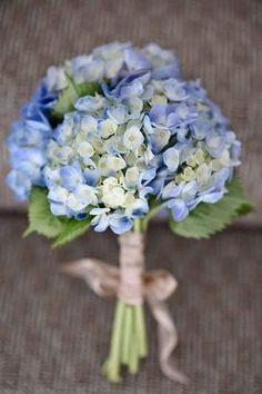 30 Purple & Blue Wedding Bouquets   Page 6 of 6   Wedding Forward Blue Hydrangea Wedding, Blue Purple Wedding, Hydrangea Bouquet Wedding, White Wedding Bouquets, Bride Bouquets, Bridal Flowers, Bridesmaid Bouquets, Wedding Colors, Wedding Bridesmaids