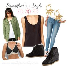 Breastfeeding in Style: Zip It- this site is great!