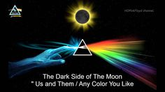 """Pink Floyd - """" Us and Them / Any Color You Like """""""