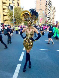 40th Anniversary Sydney Gay snd Lesbian Mardi Gras Lesbian, Gay, 40th Anniversary, Mardi Gras, Sydney, Australia, Carnival, Lesbians