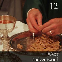 #AdventWord #Act	|| What we do with our hands is as important, and sometimes even more important, than what we think in our minds or speak with our mouths. Faith without works is a dry, lifeless, dead thing. If our faith does not lead us to action, then it has become a dead creedal affirmation of lifeless beliefs. Br. Robert L'Esperance || @SSJEWord:Post prayerful images with the #adventword hashtag on Twitter, Facebook and Instagram to create a Global Advent Calendar.
