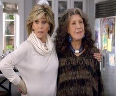 Netflix Series 2016: Grace and Frankie - Season 2