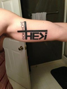 awesome christian tattoos - Google Search