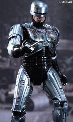 Robocop 2, I Robot, Princess Art, Cyborgs, Science Fiction Art, Cultura Pop, Sci Fi Fantasy, Predator, Cadillac