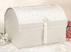 Satin Card Box | Glitz n' Glam Party Supply