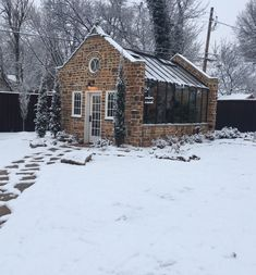 An exceptional The Cottage Custom Orangery in nice wintery surroundings. An exceptional The Cottage Custom Orangery in nice wintery surroundings. What Is A Conservatory, Gazebo, Pergola, Patio Grande, Greenhouse Shed, Greenhouse Wedding, Garden Buildings, Exterior, Garden Cottage