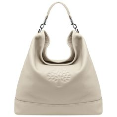 Mulberry - Effie Hobo in Snowball White Spongy Pebbled Mulberry Purse, Unique Bags, Snowball, Leather Bag, Women Wear, Purses, Accessories, Boss, Polyvore
