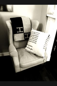 Love my Hermes blanket.  Ditto! My favourite too!  Similar look to my chairs etc.,