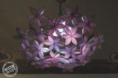 Luminária - Rolos Papel Higiénico