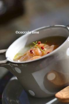 vellutata di Finocchi con salmone selvaggio e aneto- Coccola Time