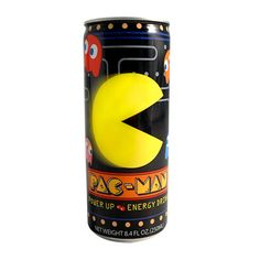 Inspired by the 80s pop icon, this cherry drink is 8.4 oz of pellet-eating sweetness.