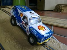 Scalextric TT Nissan Patrol - Scalextric - freeslotter Nissan Patrol, Offroad, Growing Up, Off Road