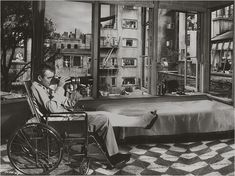 voyeurism and architecture in film [by Hitchcock] [source: The New York Times]