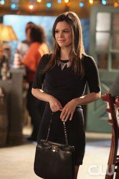 Rachel Bilson from Hart of Dixie...she always looks amazing.
