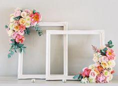 flores para los marcos