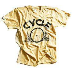 CYCLE - Men's T-shirt by TRIX GEAR