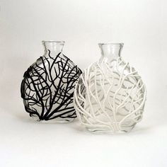 Branches on vase ~